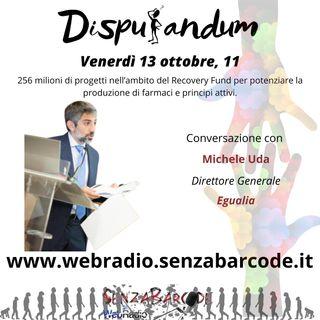 Michele Uda, direttore generale Egualia. Il diritto all'eguaglianza sanitaria