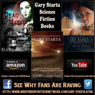 Author Gary Starta Sits Down With Us Again