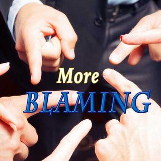 More blaming, Genesis 3:13-15