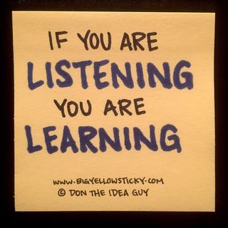 Listen and Learn : BYS 273