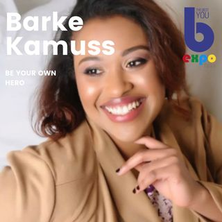 Barke Kramuss at The Best You EXPO