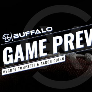 Buffalo Bills New York Jets Week 1 Preview with Connor Rogers