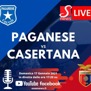 Diretta Lega PRO ::: Paganese - Casertana 1 - 3 :::: Serie C girone C