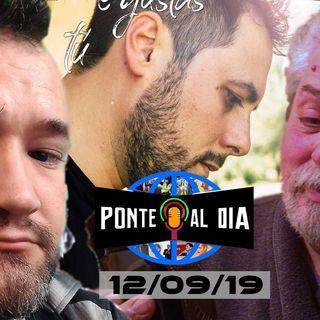 Jaime Galán | Ponte al día 13/09/2019