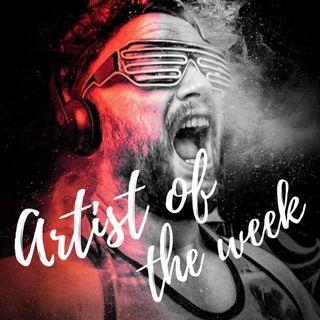 Artist of the week. Jenny Colquitt