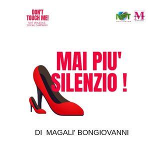 Mai piu' silenzio - npt social campaign