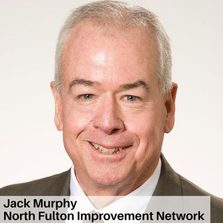 Poverty Amid Plenty:  Jack Murphy, North Fulton Improvement Network and St. Vincent de Paul Georgia