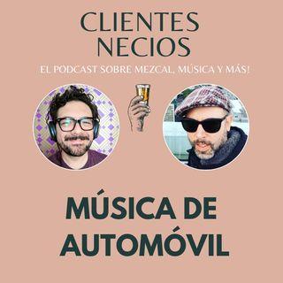 Música e historias de automóvil