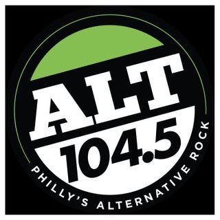 ALT 104.5 (WRFF-FM)
