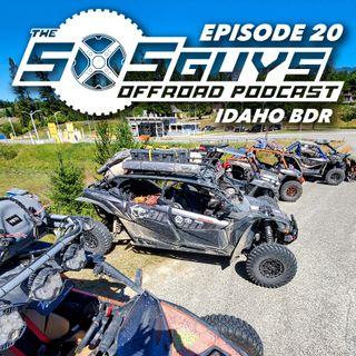 Episode 20: The Idaho BDR