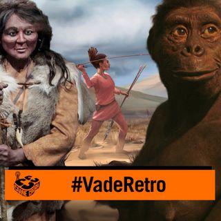 Carne Cruda - Mujeres cazadoras y otras sorpresas de la prehistoria (PUTOMIKEL Y HERSTÓRICAS #804)