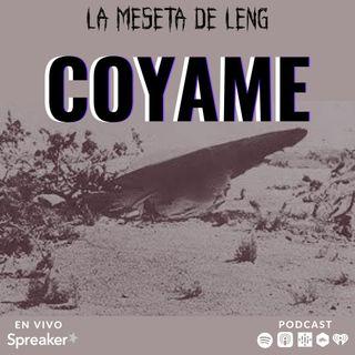 El incidente de Coyame