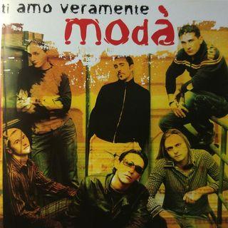 Festival di Sanremo, parliamo dei MODA' e ricordiamo la loro partecipazione del 2005….