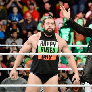 ATR # 127:  Happy Rusev Day