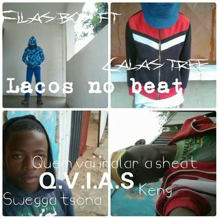 Laços No Beat-quem Vai Inalar A Sheat.(by F king)