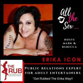Erika Icon: PR for the Stars!! LIVE with Mark & Rebecca: Season 2 Finale
