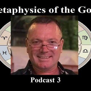 Podcast 3. The satanic control system. (Metaphysics of the Gods)