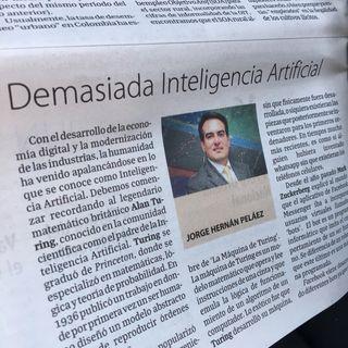 Demasiada Inteligencia Artificial