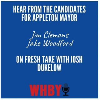 Candidates for Mayor of Appleton