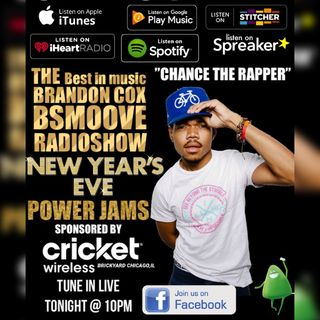 THE BRANDON COX NEW YEARS EVE POWER JAMS LIVE