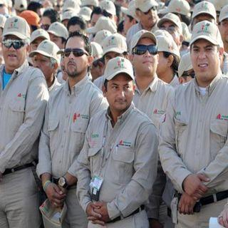 Pemex acordó un incremento a sus trabajadores