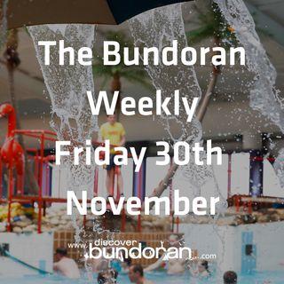022 - The Bundoran Weeky - November 30th 2018