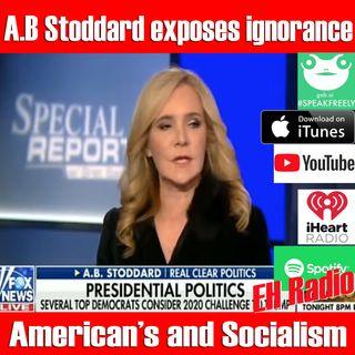 Morning moment AB Stoddard on Socialist leftists Jan 7 2019