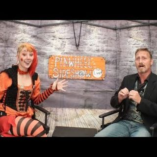 Sword Swallowing SideShow Performer Pippsy Pinwheel: interview on the Hangin With Web Show