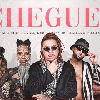 WC no Beat - Cheguei (feat. Mc Zaac, Mc Rebecca, Karol Conká & Preto Show)  | BUEDEBENGAA.BLOGSPOT.COM