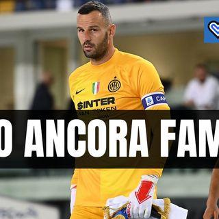 Inter, l'intervista di Samir Handanovic in un minuto