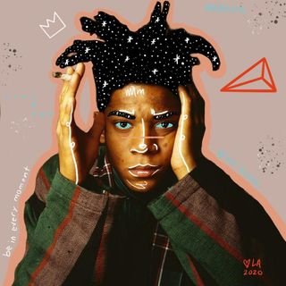 Letz Talk-Jean Michel Basquiat