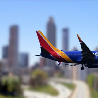 Southwest Airlines Canceled 348 Flights Monday And Delayed Another 303 Flights.