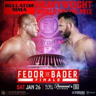 MMA Fight Picks #Bellator214