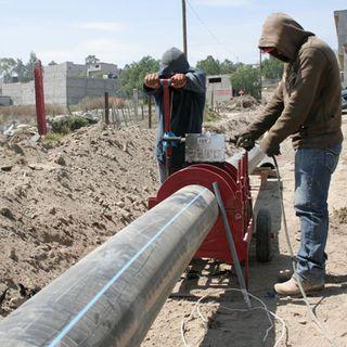 Poca inversión en infraestructura hidráulica