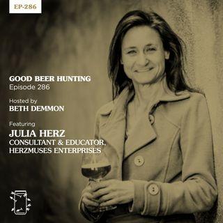 EP-286 Julia Herz, Consultant and Educator, HerzMuses Enterprises