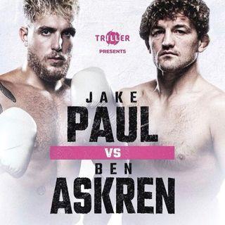 Jake Paul vs Ben Askren & NFL Mock & More