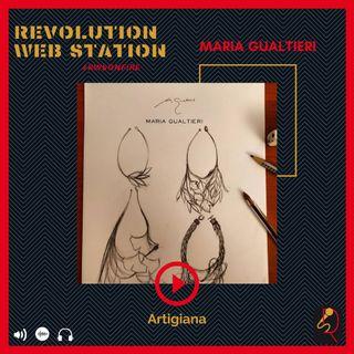 INTERVISTA MARIA GUALTIERI - ARTIGIANA