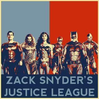 Zack Snyders's Justice League - Capolavoro o no? - con Marcello Martinotti