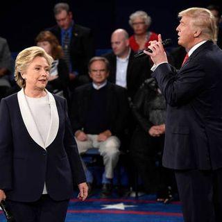 Presidential Debate Media Bias Moderators interrupt, talk over and even debate Trump