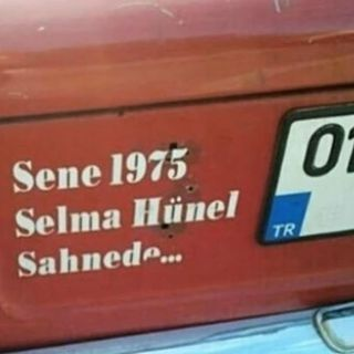 Karagözlüm Gazinosu İftiharla Sunar, Assolist Selma Hünel