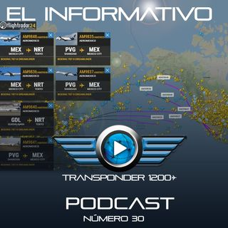 ¡Histórico!… Aeroméxico despliega simultáneamente seis Boeing 787 para misión humanitaria