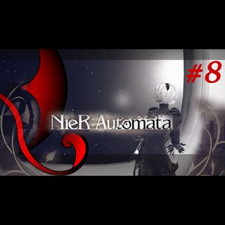 NieR:Automata [ep.0008] seconda parte - Side Quest Malinconia di Jean-Paul - Gameplay Walkthrough