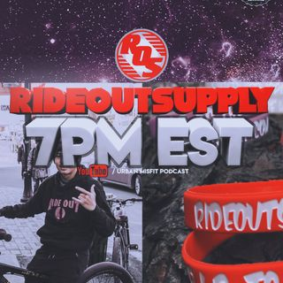 Urban Misfit LIVE | @rideoutsupply Interview