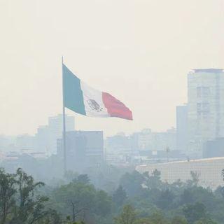 Valle de México espera hasta 12 días con mala calidad del aire
