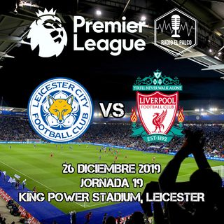 Leicester City vs Liverpool en VIVO