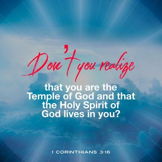 God's Helper the Holy Spirit Helps You Pray and Do What Pleases God.