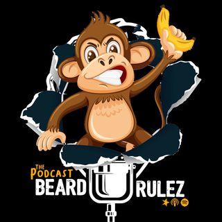 La scimmia selvaggia per la tua barba.