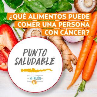¿Qué alimentos puede comer una persona con cáncer? Esta dieta podría ayudarte a mejorar tu calidad de vida