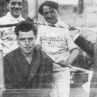 Erminio Spalla 1°campione Europeo Italiano 1920