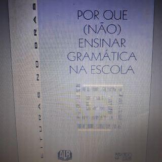 Episódio 2 -Resenha produzida para apoio formativo aos alunos da disciplina Didática do Ensino de Língua Portuguesa.